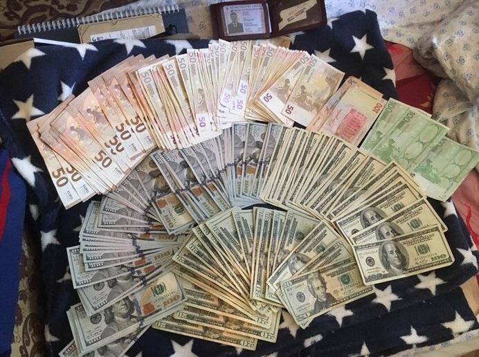 За деньги прокурор обещал полностью закрыть уголовное производство / фото ssu.gov.ua