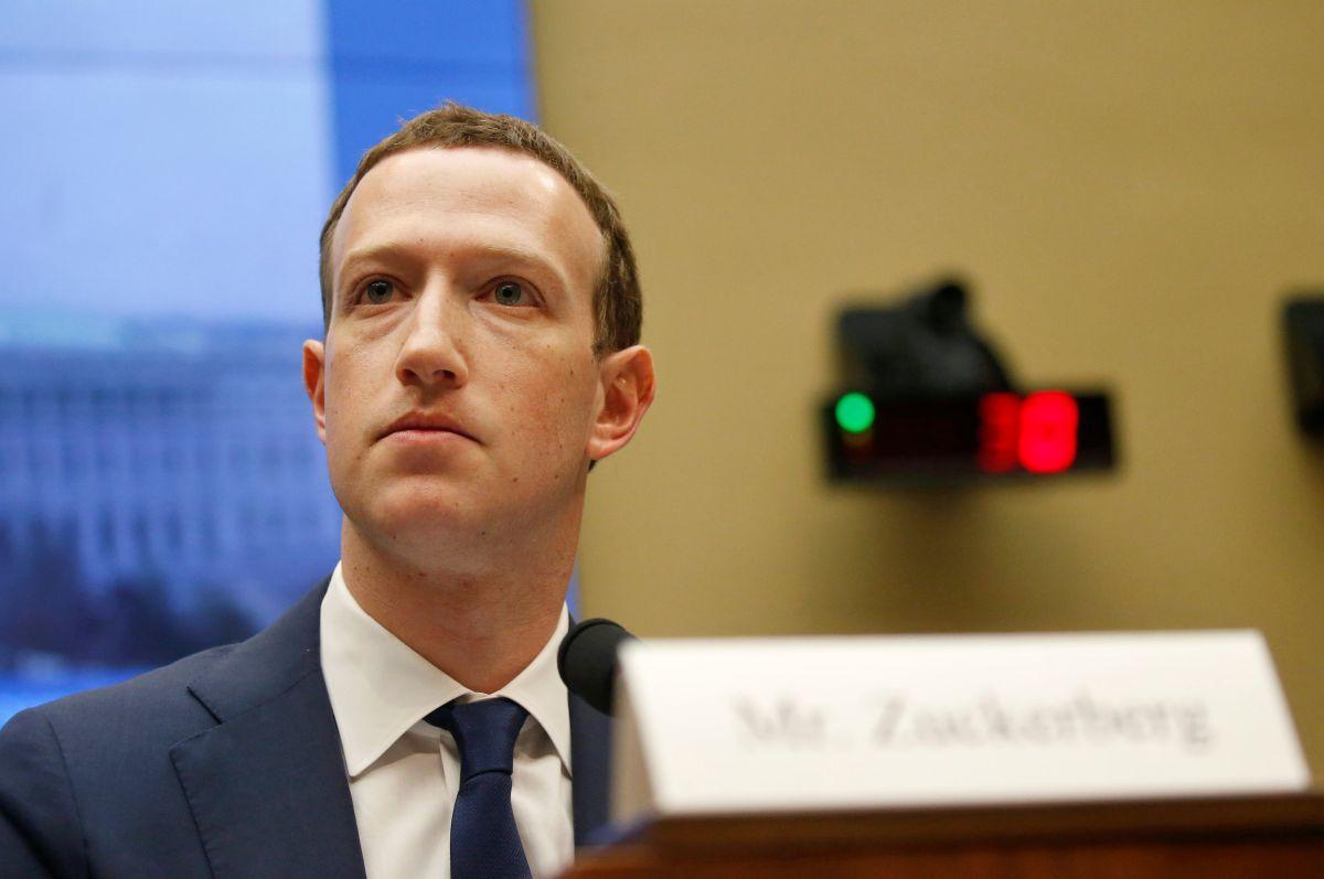 Марк Цукерберг / фото REUTERS