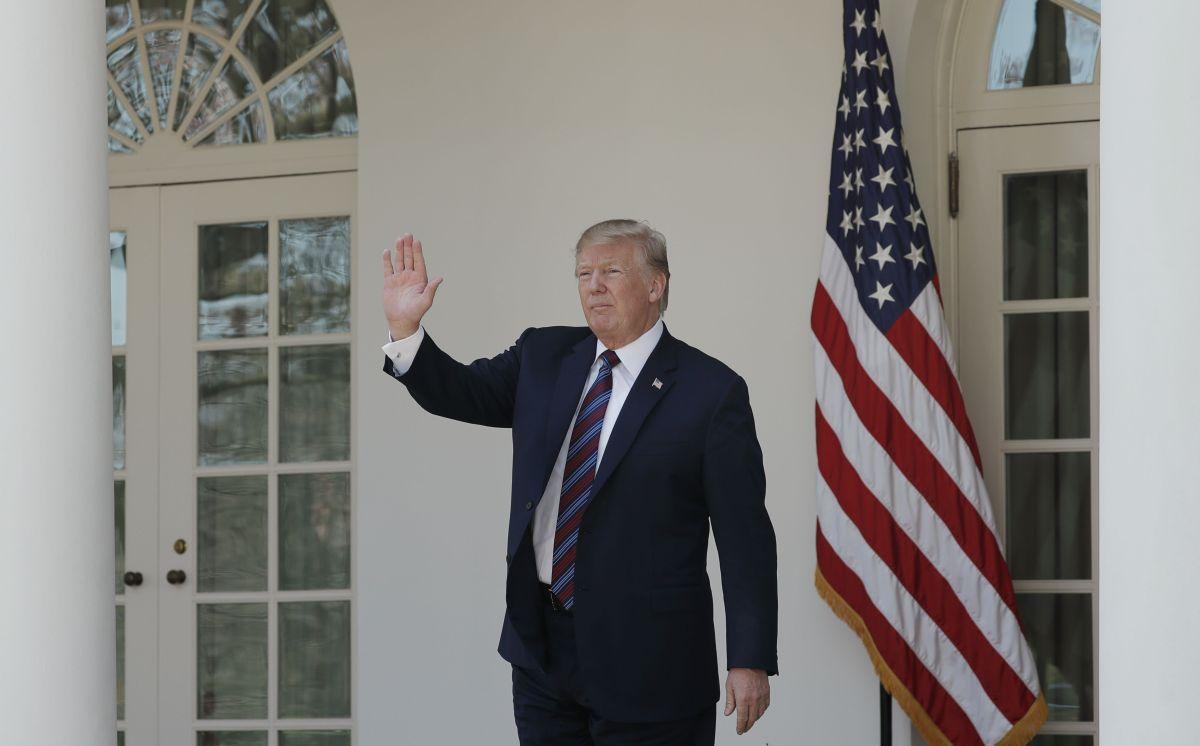 Donald Trump/REUTERS