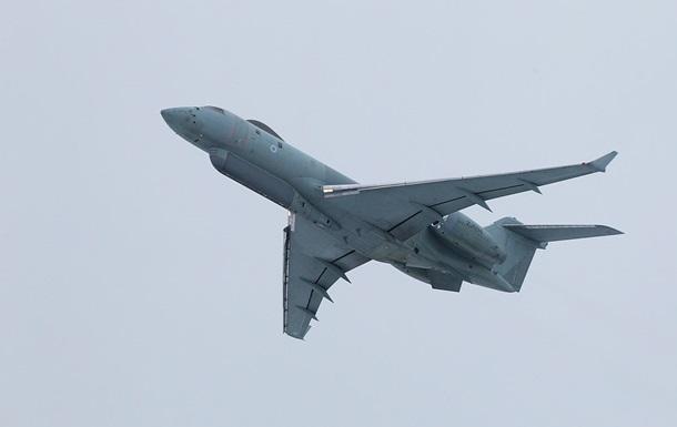 Самолет вылетел с авиабазы Уоддингтон 12 апреля / фото wikimedia.org