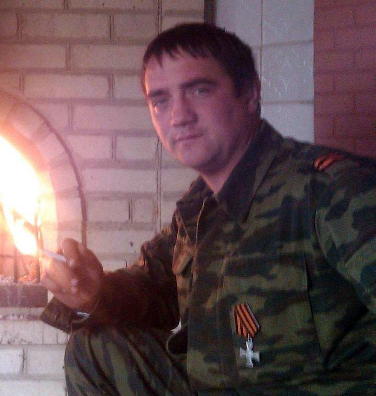 """Террорист был внесен в базу """"Миротворца"""" / фото twitter.com/666_mancer"""