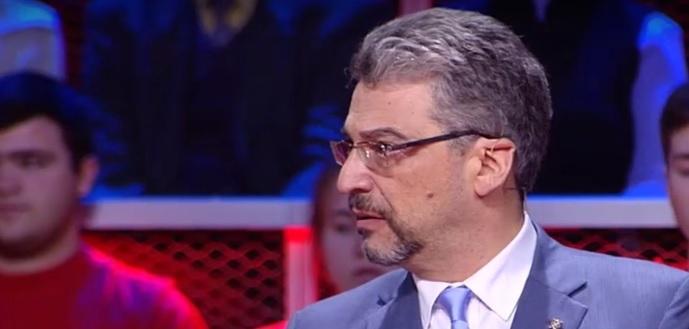 Ариэль Коэн выступил в прямом эфире на канале 1+1 / Скриншот видео ТСН