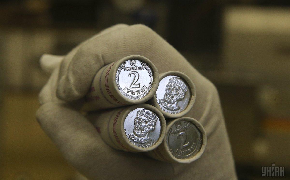 Монеты могут служить до 20 лет / фото УНИАН