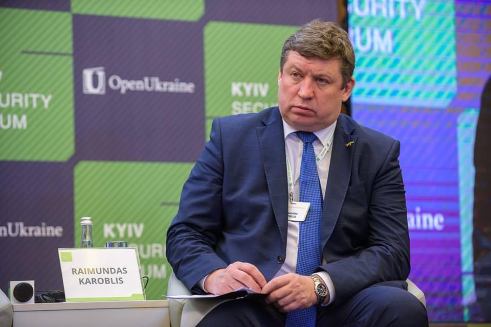 Міжнародна спільнота розчарована темпом реформ в Україні, переконаний Каробліс / фото facebook.com/OpenUkraineFund