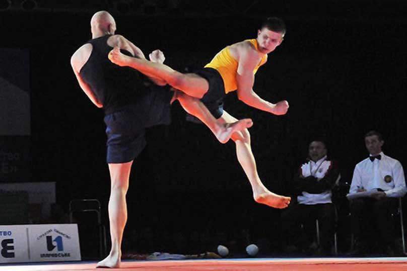 Хортинг - український національний вид спорту / sapsan.kiev.ua