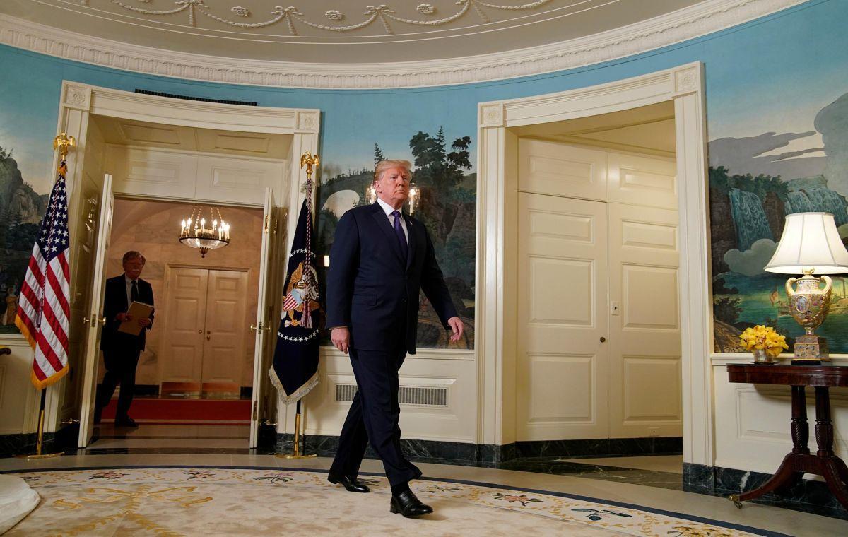 Дональд Трамп готовится объявить об ударе по Сирии / фото REUTERS
