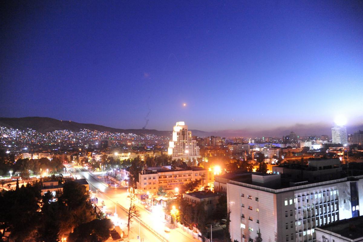 Дамаск, Сирия / REUTERS