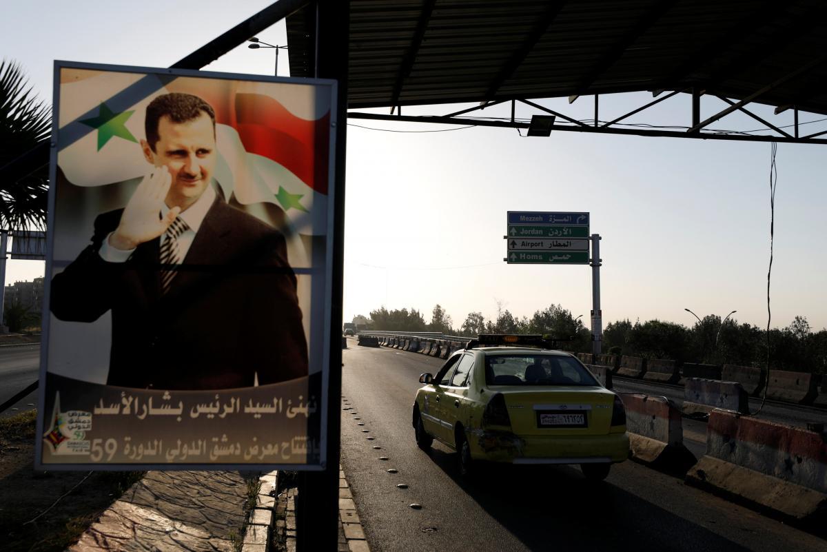 Асад попал в информационную базу сайта «Миротворец» из-за детей