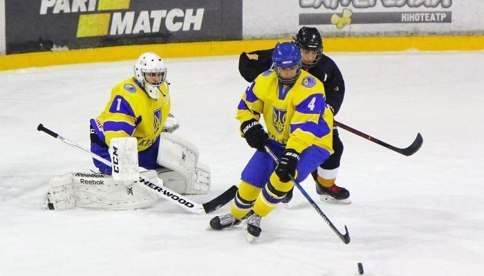 Украинские юниоры проиграли в стартовом матче чемпионата мира / fhu.com.ua