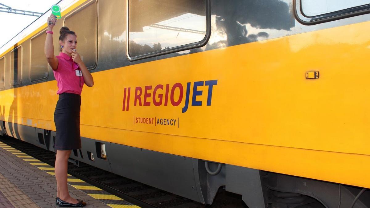 фото чешский перевозчик Regiotours