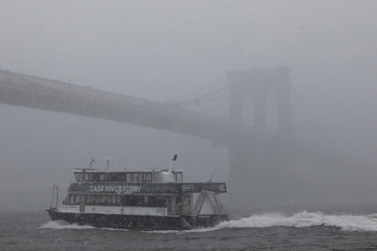 ВНью-Йорке юрист поджёг себя взнак протеста против загрязнения природы