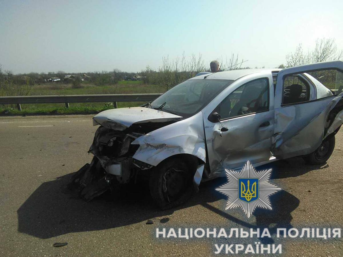 Одесса умер ребенок: ВДТП натрассе Киев