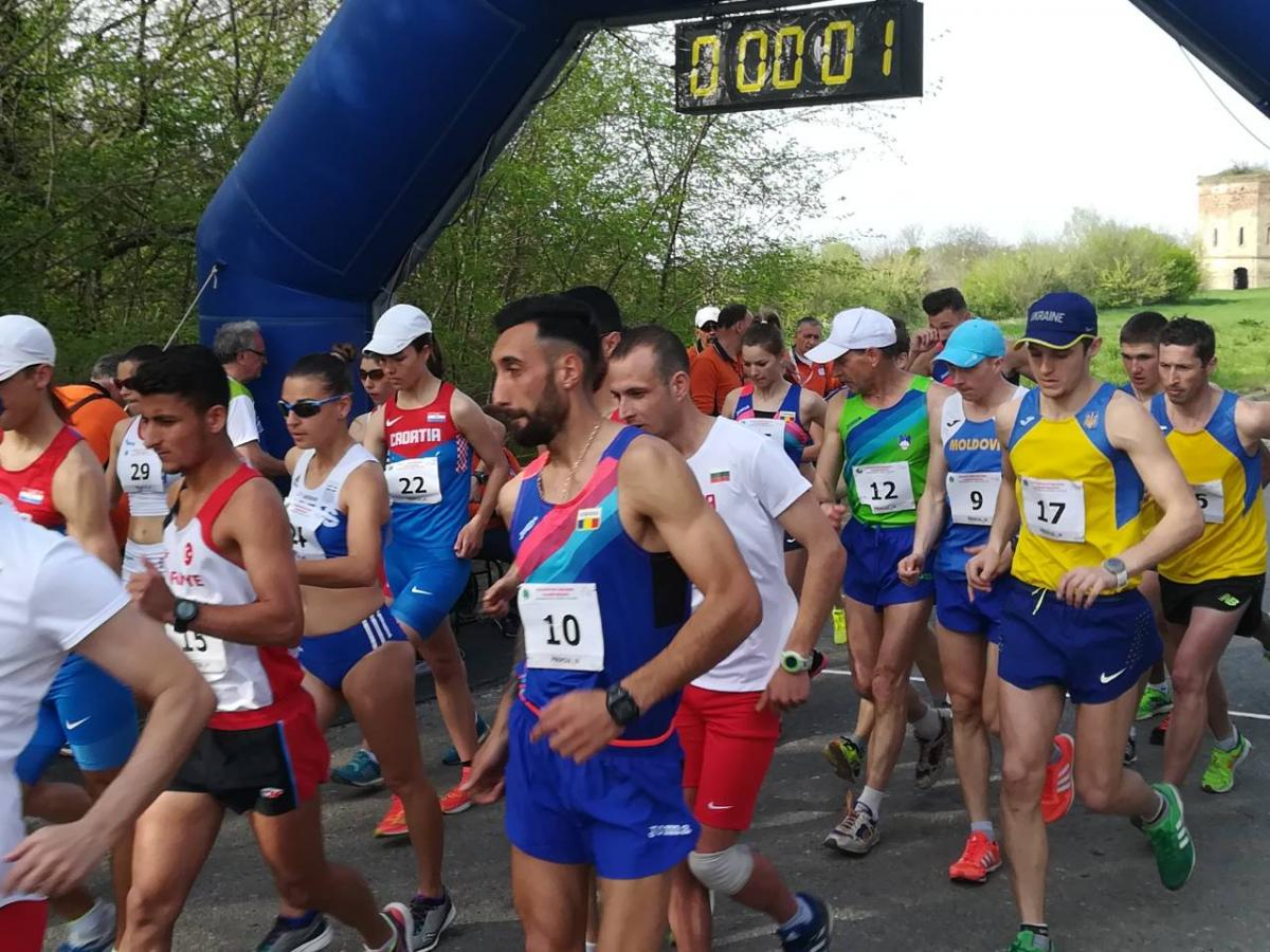 Українські атлети здобули подвійну перемогу на турнірі в Сербії / balkan-athletics.eu
