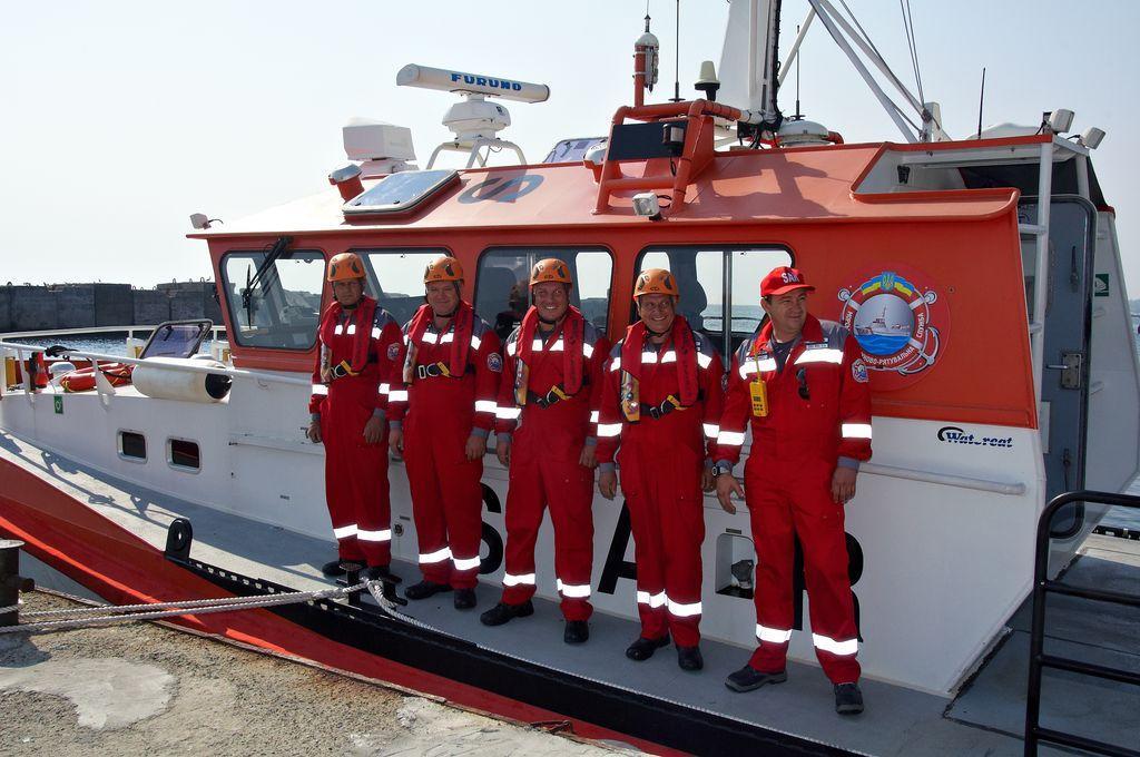 ЕБА призвала изменить подчинение морской поисково-спасательной службы / sar.gov.ua