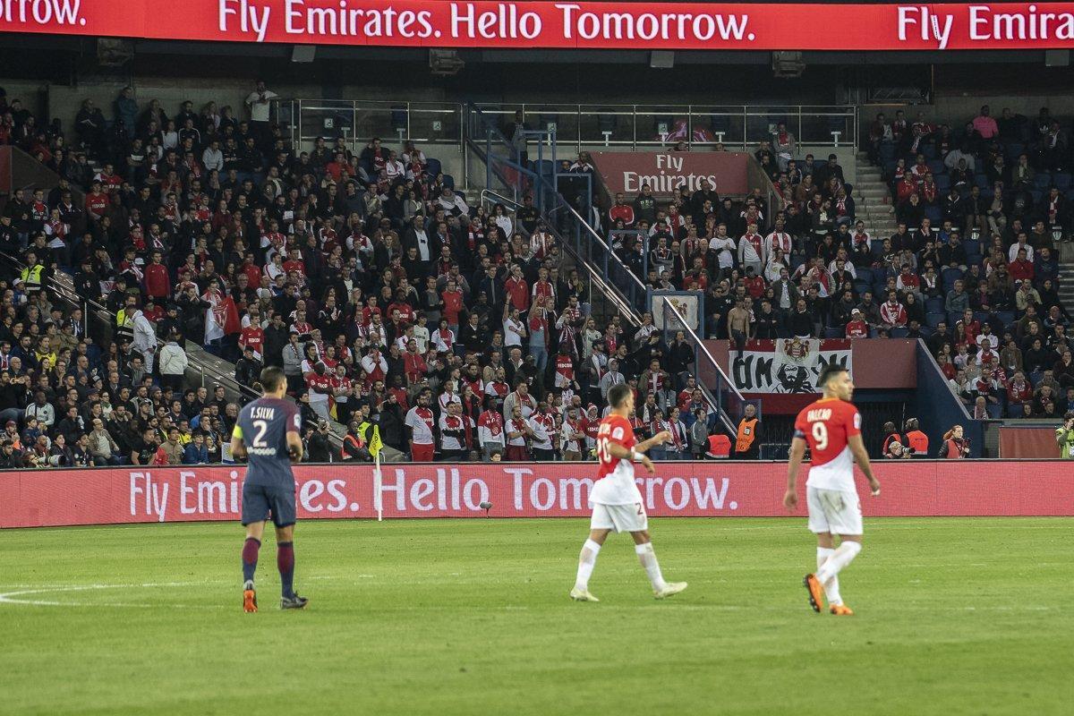 """Керівництво """"Монако"""" поверне уболівальникам гроші за квитки / twitter.com/AS_Monaco"""