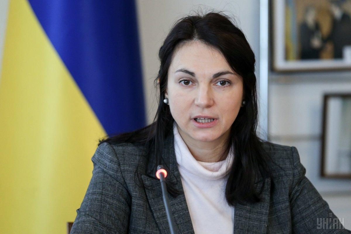 Гопко отмечает необходимость кадрового усиления МИД для инвентаризации договорно-правовой базы с Россией и СНГ / фото УНИАН