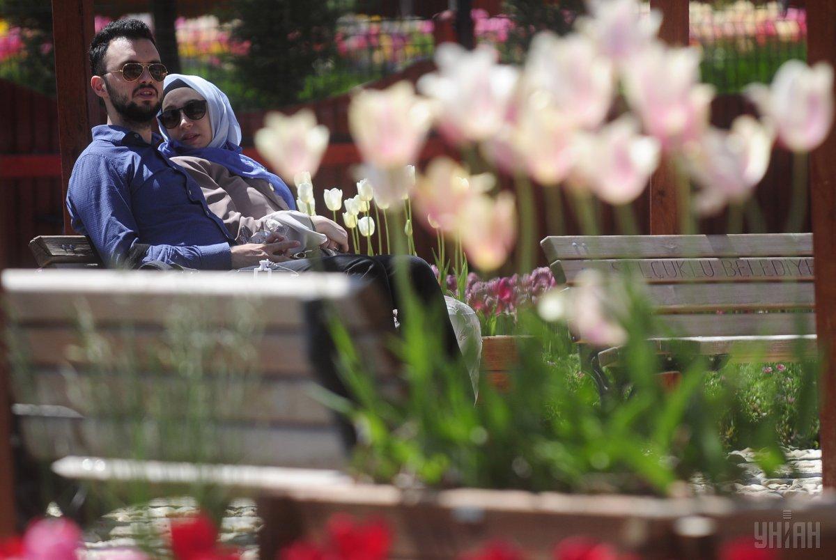 Турция вышла из Стамбульской конвенции о предотвращении насилия над женщинами / фото УНИАН / Евгений Колесник