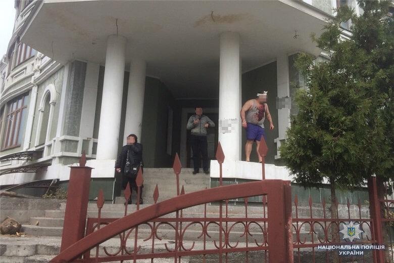 Печально известный дом снова попал в новости / Фото kyiv.npu.gov.ua