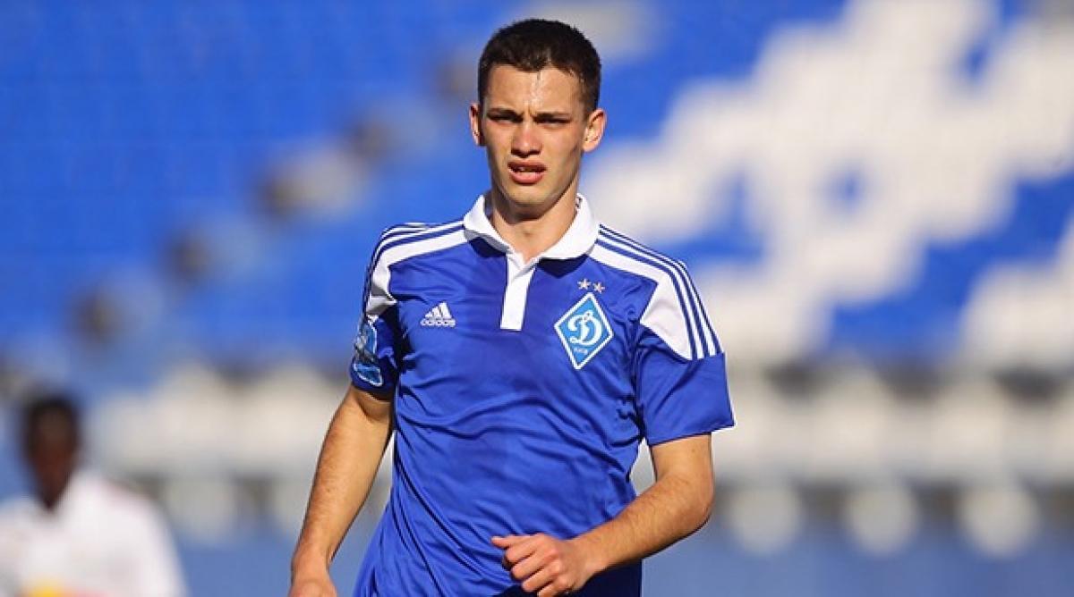 Шепелев признан лучшим игроком тура / fcdynamo.kiev.ua