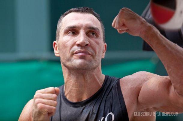 На рішення про завершення кар'єри Кличко вплинула мама / klitschko-brothers.com