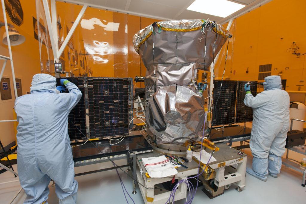 В США готовят к запуску новый орбитальный телескоп / NASA