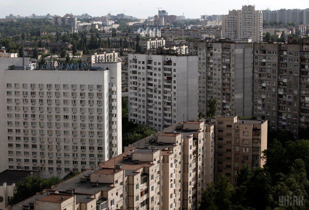 Стоимость аренды однокомнатной в столице стартует от 7 тысяч гривень / фото УНИАН