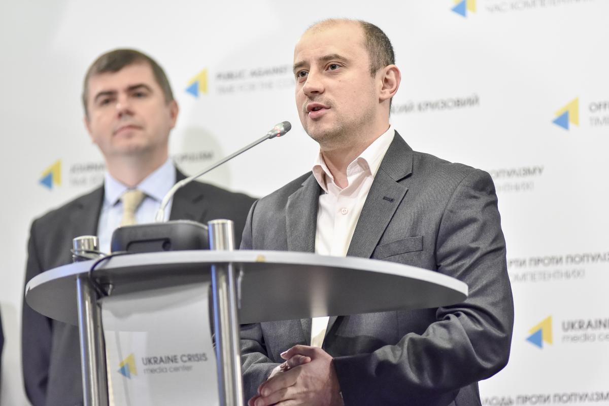 Фіскальний механізм допоможе місцевим бюджетам, впевнений Слобожан / фото auc.org.ua
