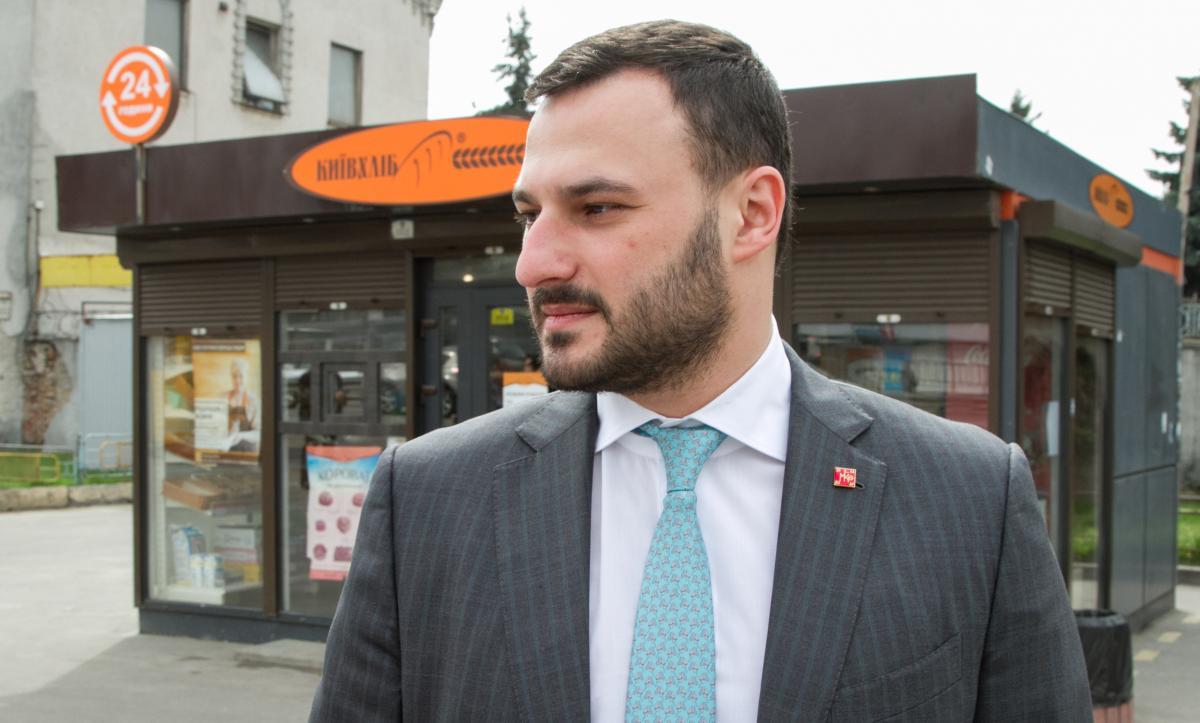 Дмитрий Давтян: Ремонтные работы на станции метро «Святошин», как и планировалось, будут завершены до сентября текущего года / kyivcity.gov.ua