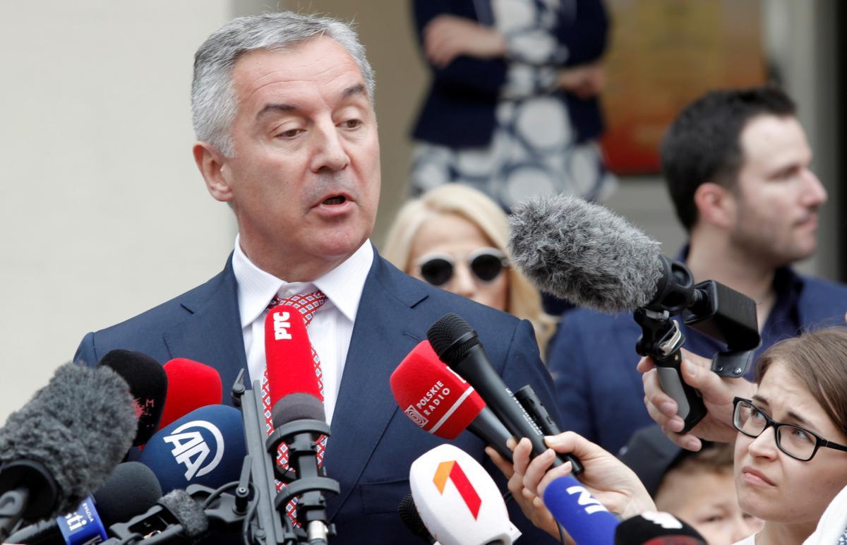 Мило Джуканович / REUTERS