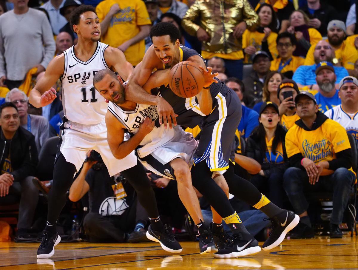 Плей-офф НБА. Голден Стейт закрепил свое преимущество над Сан-Антонио