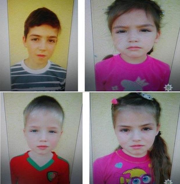 Детей похитили их же родители / facebook.com/Головне-управління-Національної-поліції-в-Київській-області