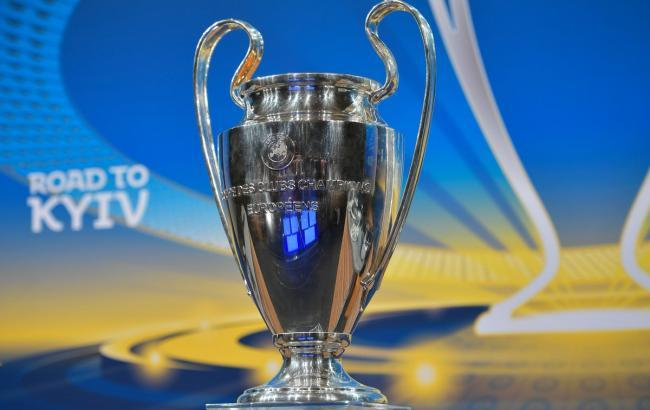 Kyiv to welcome 50000 fans for uefa champions league final in kyiv ukraines ministry of interior expects the arrival of more than 50000 fans for the uefa champions league final set to be held at the olimpiyskiy arena in fandeluxe Image collections