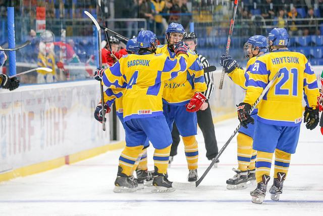 Украина - Венгрия - 4:3 / Андрей Басевич