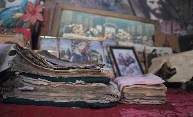 В селе Бурнашет хранятся 5 исторических книг-журналов / jnews.ge