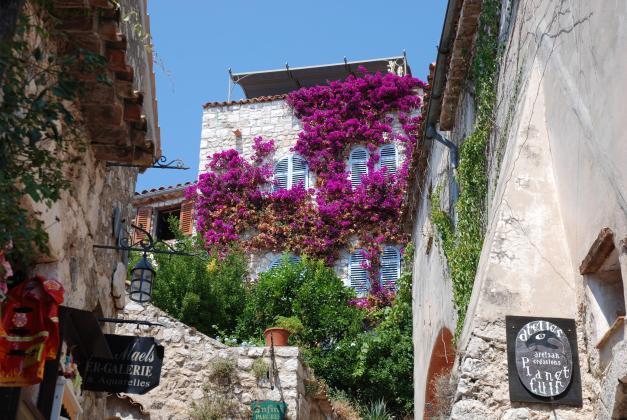 Эз, Франция / Фото tripadvisor.com