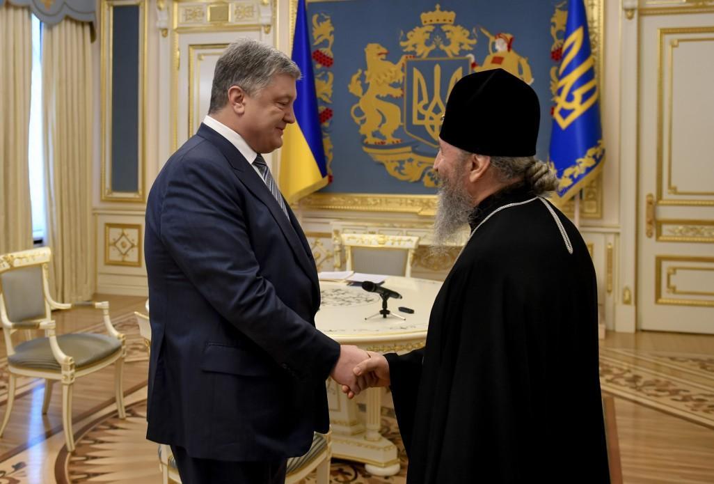 Президент провів зустріч з Предстоятелями Православних Церков України / president.gov.ua