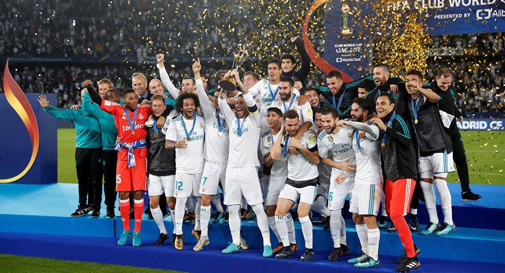 """""""Реал"""" - переможець клубного чемпіонату світу-2017 / REUTERS"""