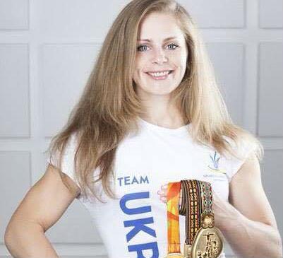 Лариса Соловйова першою в у світі стала чотириразовою чемпіонкою Всесвітніх ігор / scu.org.ua