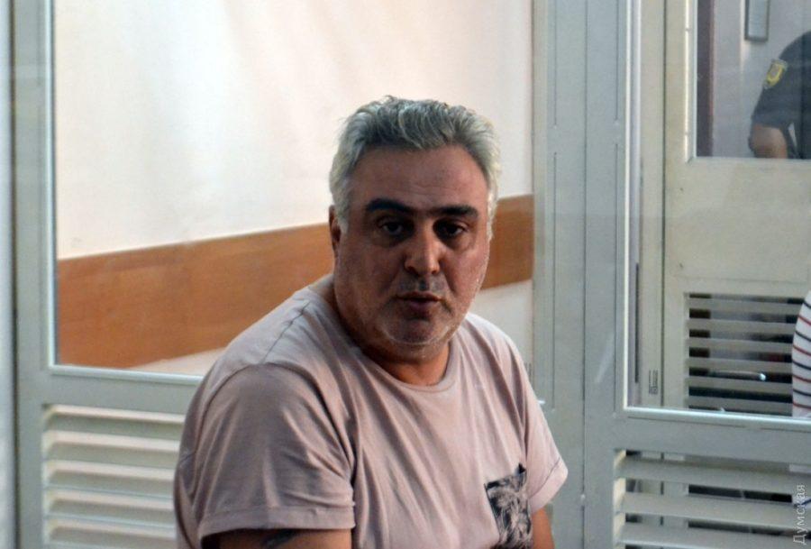 Суд продлил содержание под стражей Петросу Саркисяну / фото Думская