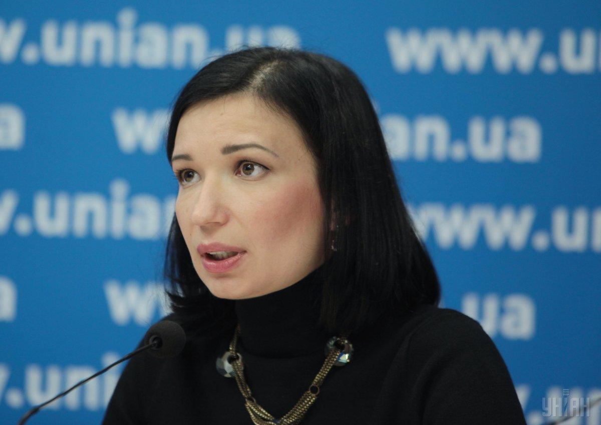 Айвазовська: Кримінальні справи щодо попередніх членів комісії не стосуються новообраної / Фото УНІАН