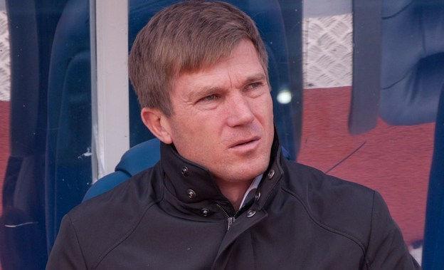 Украинский тренер подрался сигроком соперника