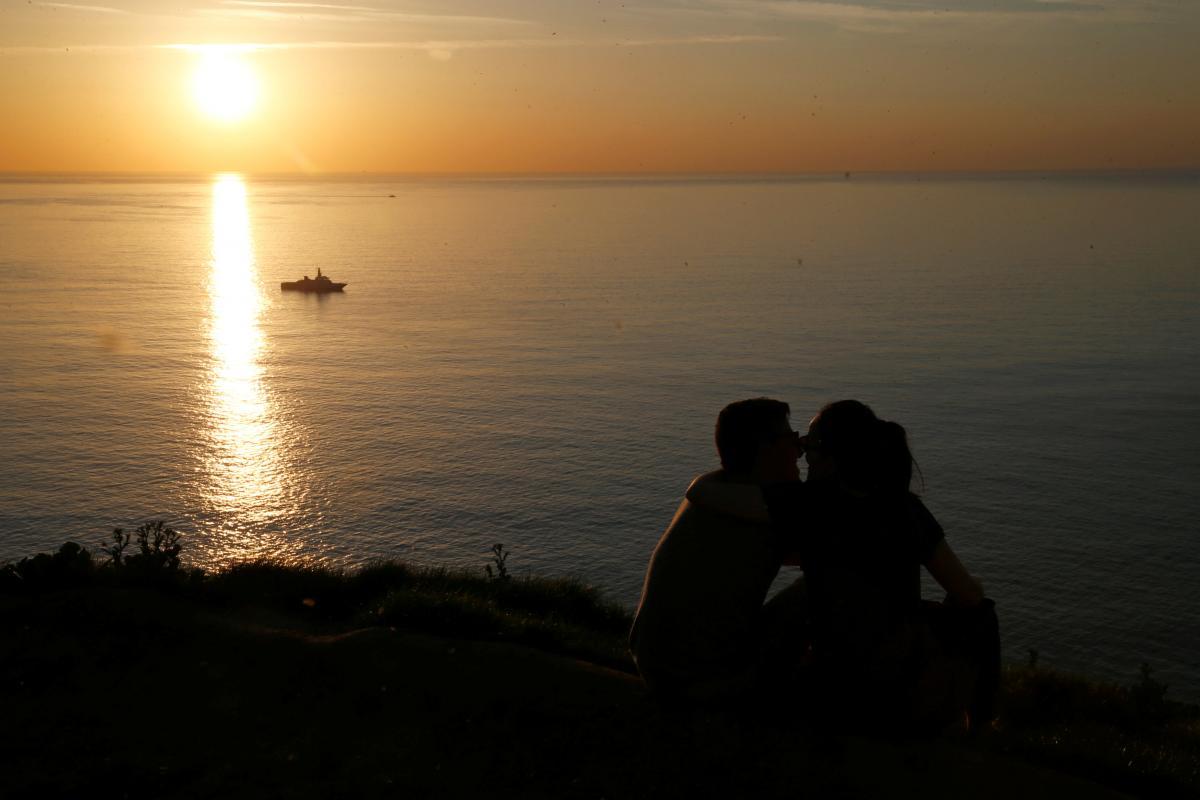 Средиземноморский уик-энд - идеальное романтическое приключение / Фото REUTERS