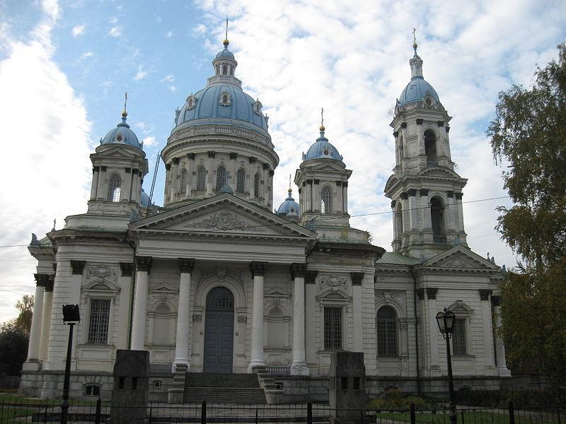 Троицкий собор в Сумах / news.church.ua