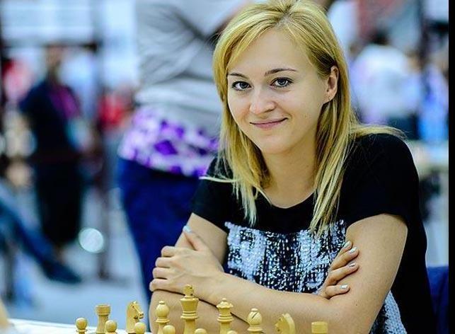 Ушенина попала в призеры чемпионат Европы по шахматам / sportonline.ua