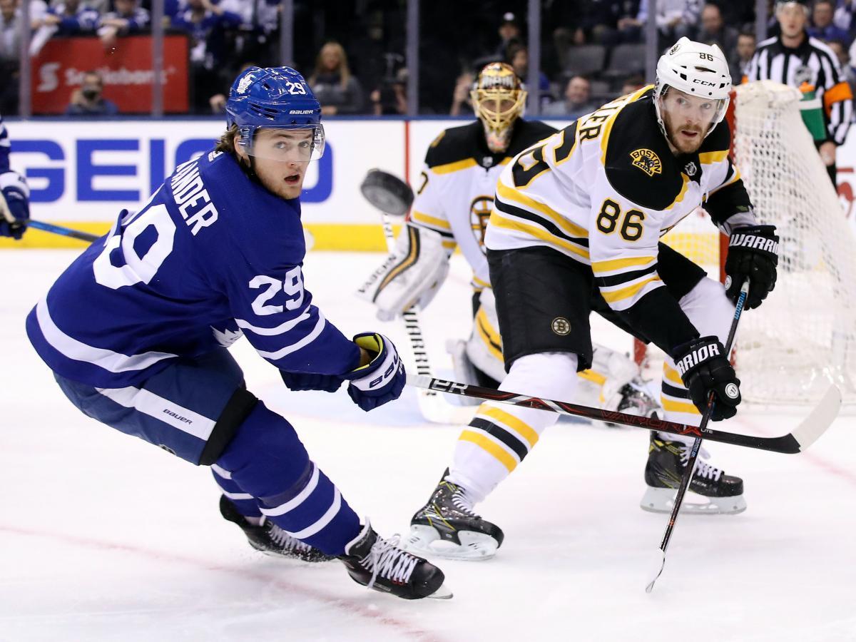 """""""Бостон"""" обыграл """"Торонто"""" в третий раз в серии / Reuters"""