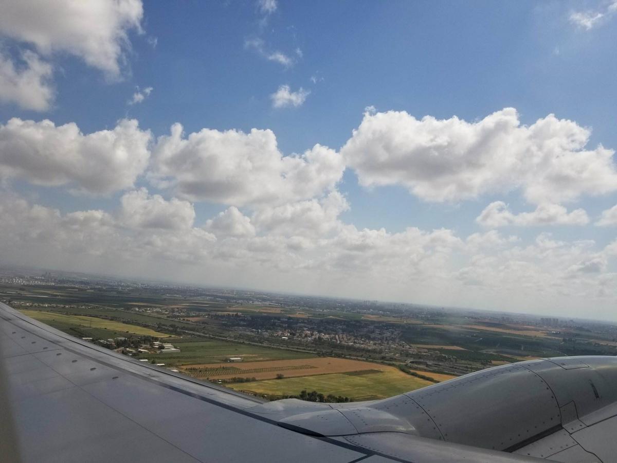 Економ-політ в Ізраїль – від 200 до 800 доларів / Анна Горпинченко.