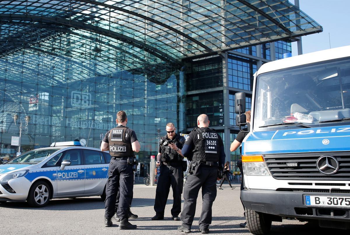 Рядом сберлинским вокзалом отыскали бомбу Сегодня в09:54