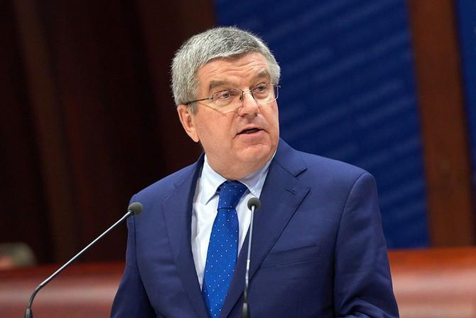 Бах відзначив особливий внесок України в олімпійський рух / Assembly.coe.int
