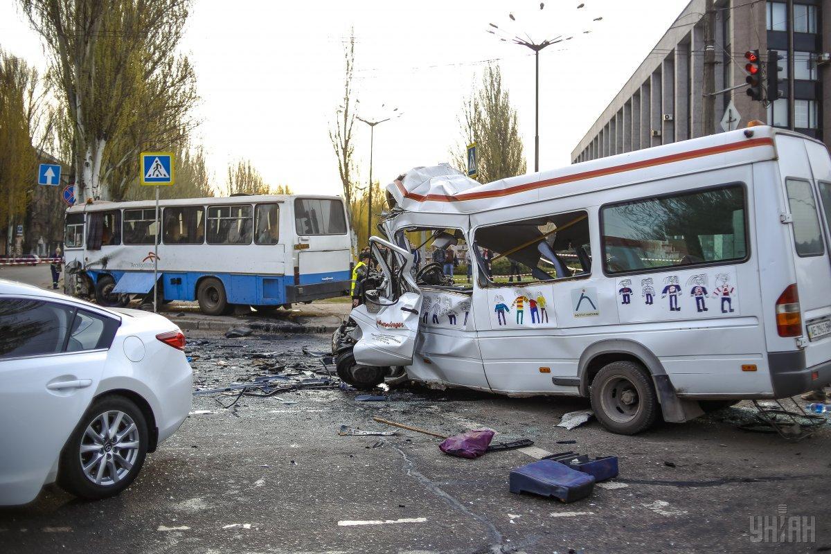 Кабмин взялся за безопасность на дорогах / Фото УНИАН