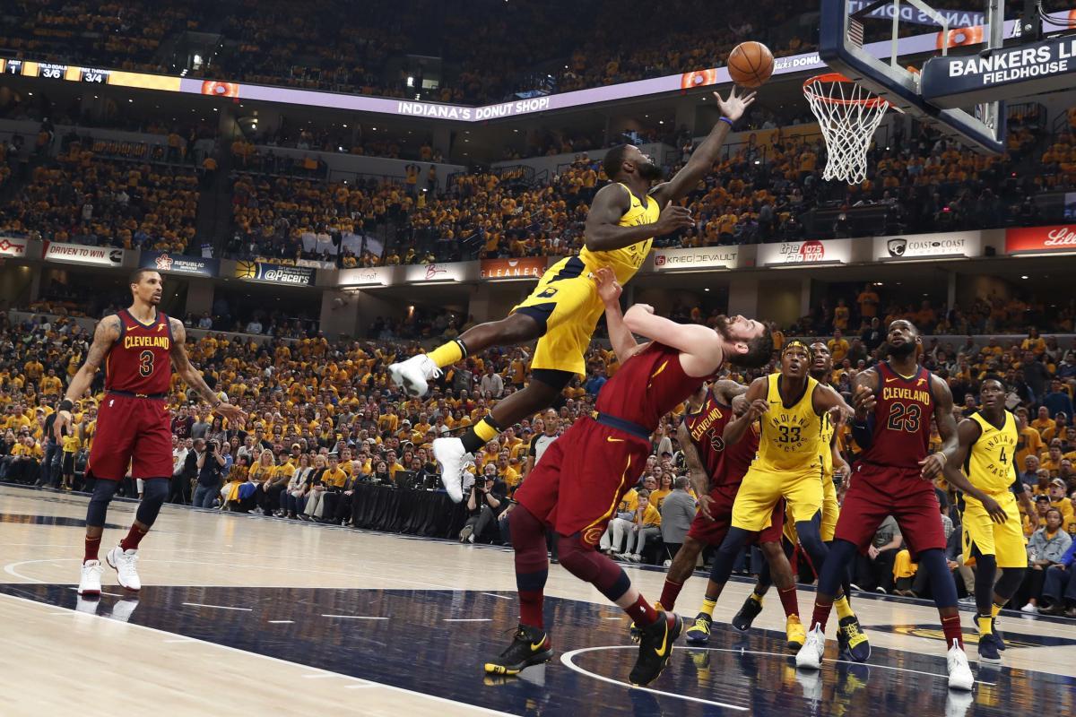 """""""Індіана"""" знову обіграла """"Клівленд"""" в плей-офф / Reuters"""